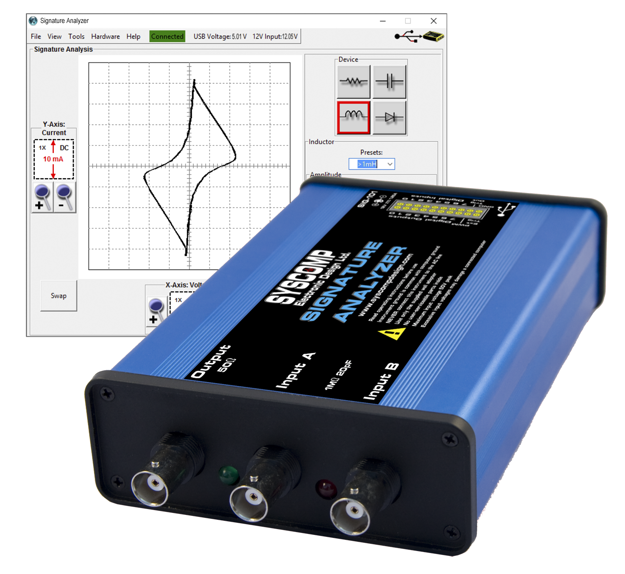 Signature Analyzer Syscomp Electronic Design Simple Signal Generator For Tracing Circuit Diagram